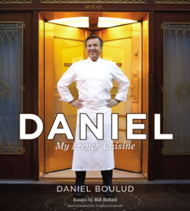 Daniel: My French Cuisine Libro Cover