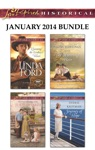 Love Inspired Historical January 2014 Bundle