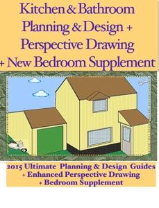 Kitchen & Bathroom Planning   &   Design + Perspective Drawing