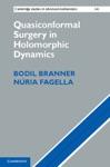 Quasiconformal Surgery In Holomorphic Dynamics