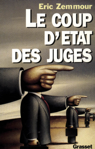 Le coup d'Etat des juges Couverture de livre