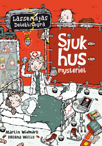 Sjukhusmysteriet Cover Book