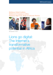 Lions Go Digital: The Internet's Transformative Potential In Africa