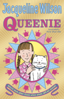 Jacqueline Wilson - Queenie artwork