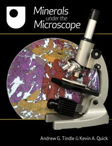 Minerals under the Microscope Copertina del libro