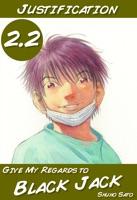 Give My Regards to Black Jack Volume 2.2 Manga Edition