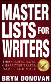 MASTER LISTS FOR WRITERS