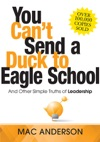 You Cant Send A Duck To Eagle School