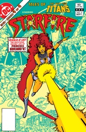 Tales Of The New Teen Titans 1982 4