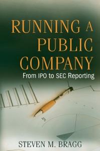 Running a Public Company