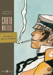 Corto Maltese - Un'aquila nella giungla Copertina del libro