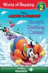 World Of Reading Mickey  Friends  Goofys Sledding Contest