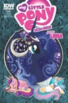 My Little Pony Micro Series 10 - Luna