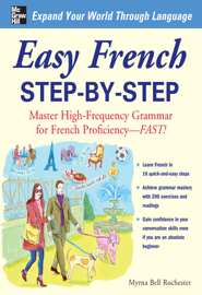 Easy French Step-by-Step book