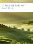 Staff Ride Tuscany