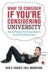 What To Consider If Youre Considering University