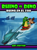 Amy Potter - Rhino el Dino: Rhino en el Zoo ilustración