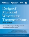Design Of Municipal Wastewater Treatment Plants MOP 8 Fifth Edition