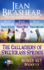 The Gallaghers of Sweetgrass Springs Boxed Set - Jean Brashear