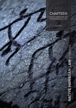 Native Hawaiians And International Law