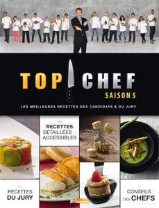 TOP CHEF Saison 5 La couverture du livre martien