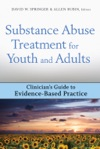 Substance Abuse Treatment For Youth And Adults