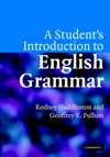 A Students Introduction To English Grammar