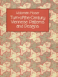 Turn Of The Century Viennese Patterns And Designs