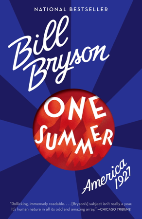 One Summer - Bill Bryson