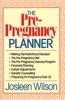 The Pre-Pregnancy Planner