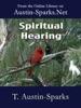 Spiritual Hearing