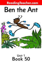 Ben the Ant book
