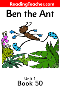 Ben the Ant Summary