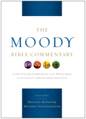 The Moody Bible Commentary Book Cover