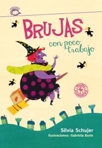 Brujas con poco trabajo Book Cover