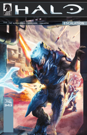 Halo: Escalation #14 book