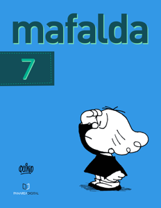 Mafalda 07 (Español) Book Cover