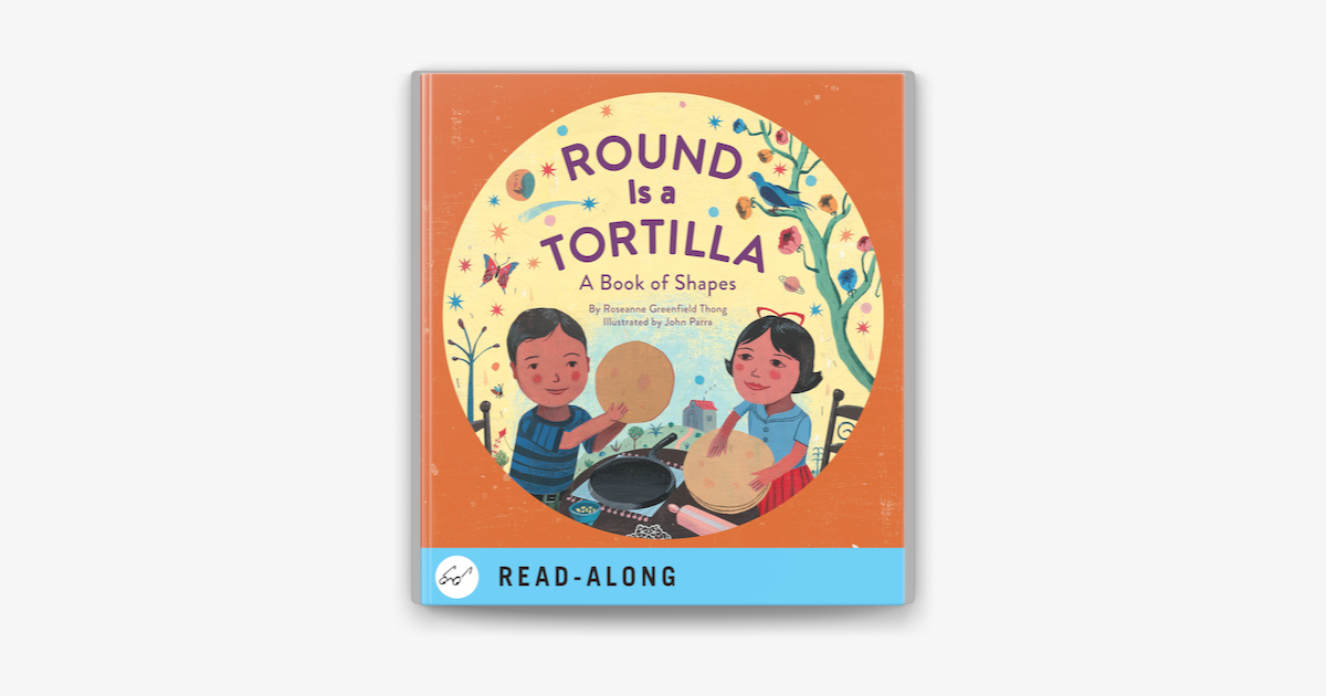 Round Is a Tortilla - Roseanne Greenfield Thong
