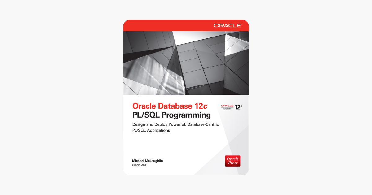 Advanced Pl Sql Ebook