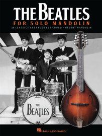 The Beatles for Solo Mandolin
