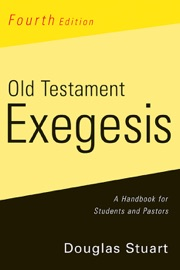 Old Testament Exegesis, Fourth Edition PDF Download
