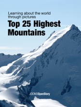 Top 25 Highest Mountains In The World