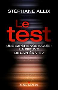 Le Test La couverture du livre martien