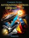 Astounding Stories February 1931