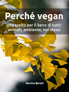 Perché vegan Libro Cover