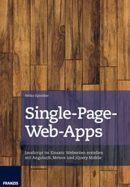 Single Page Web Apps