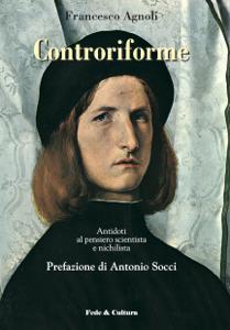 Controriforme Copertina del libro