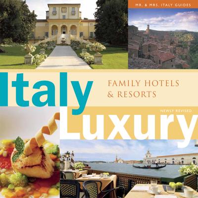 Italy Luxury - Debra Levinson book