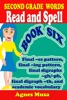 Second Grade Words Read And Spell Book Six