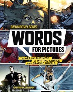 Words for Pictures Copertina del libro